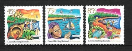 COCOS/KEELING ISLAND - 1997 - FESTIVE SEASON - N°335/337** - Cocos (Keeling) Islands