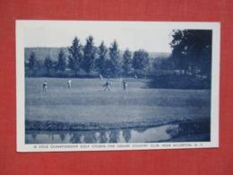 18 Hole Championship Golf Course Cedars Country Club Near Millerton  New York >   Ref   3657 - Golf
