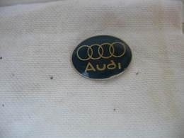 Pin's Embleme Des Automobiles AUDI - Audi