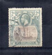 ISOLA DI ST. HELENA - 1912/1916 - 2 D - Usato - (FDC17328) - Isola Di Sant'Elena
