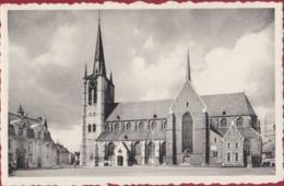 Geel Antwerpse Kempen Sint St-Amanduskerk Eglise St-Amand Amandus  (In Zeer Goede Staat) - Geel