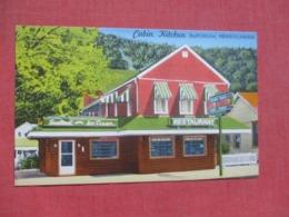 Cabin Kitchen  Emporium Pennsylvania    Ref   3657 - United States