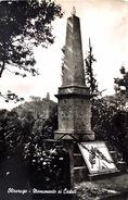 #  Oltrerugo ( Comune Di Castelnovo Del Friuli) - Monumento Ai Caduti - Pordenone