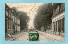 AUDRUICQ - Avenue De La Gare - 1908 - - Audruicq