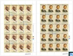 Sri Lanka Stamps 2019, Mahatma Gandhi, India, MNH - Sri Lanka (Ceylon) (1948-...)