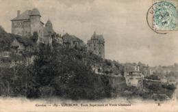 9124  -2019   UZERCHE - Uzerche