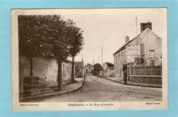 CHEPTAINVILLE - La Rue Principale - - Frankreich