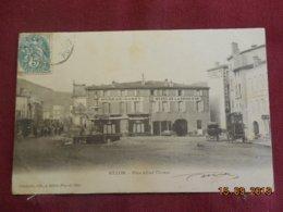 CPA - Billom - Place Alfred Thomas - Autres Communes