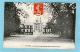JANVILLE-sur-JUINE - Château De Gillevoisin - 1907 - - Frankreich