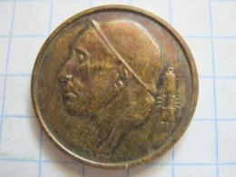50 Centimes 1956 - 03. 50 Centimes