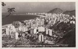 Brasile.  Rio De Janeiro - Panorama De Copacabana - Copacabana