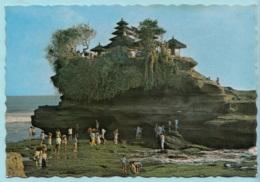 Indonesia. Bali : Tempio Temple Induista Di Tanah Lot - Indonesia