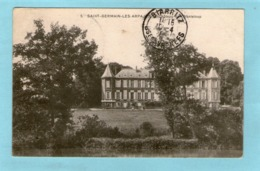 SAINT-GERMAIN-les-ARPAJON - Château De Chanteloup - 1909 - - Frankreich