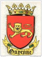 CP (Réf : L704)  (RÉGIONS) GUYENNE Province Française Où Se Développent Des Vignobles Justement Célèbres - Non Classificati