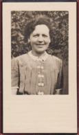 Laura Vergeylen Leon De Lie Wetteren Ongeval Audergem 1953 Ongeluk Image Mortuaire Doodsprentje Bidprentje - Andachtsbilder