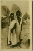 AFRICA - ERITREA -  Abyssinians BOYS / RAGAZZI ABISSINI - 1930s (BG4316) - Eritrea
