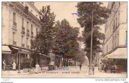 ( Dep 92 )     GRAND MONTROUGE  (  Avnue De La République , Et Verdier  )  Ref .A0..362 - France