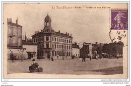 "Cpa  (  Dep  81 )  à ALBI     "" L' Hôtel Des Postes - Albi"