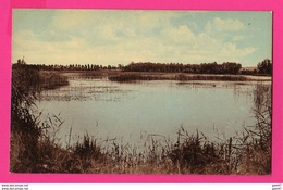 CPA (Réf Z 1102) (80 SOMME) LONGPRÉ-LES-CORPS-SAINTS Les étangs De L'Hôtel Du Bosquet - France