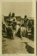 AFRICA - ERITREA - ASMARA - MARKET OF THE GRAINS   / MERCATO DELLE GRANAGLIE - 1930s (BG4320) - Eritrea