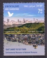 10.- ISRAEL 2019 ARIEL SHARON PARK - Protección Del Medio Ambiente Y Del Clima