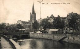 9131  -2019  TULLE - Tulle