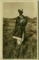 AFRICA - ERITREA - WARRIOR Abyssinian / GUERRIERO ABISSINO - 1930s (BG4322) - Eritrea