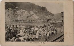 RUSSIE - Guerre Du JAPON - Poste De Guerre - Gare De Baïkal - Chemin De Fer Circulaire - Evergem