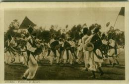 AFRICA - ERITREA - ASMARA - FANTASIA DI ASCARI - 1930s (BG4324) - Eritrea