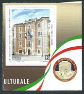 Italia, Italy, Italien 2019; LOGO Del Comando Carabinieri Per La Tutela Del Patrimonio Culturale - Timbres