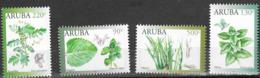 ARUBA, 2019, MNH, MEDICINAL PLANTS, 4v - Medicinal Plants