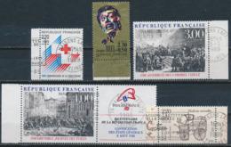 France Lot D'oblitérés - France