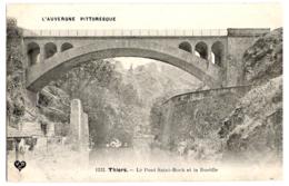 63 - THIERS Le Pont Saint-Roch - Thiers