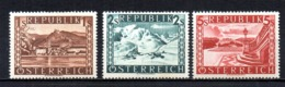 Austria 1945 Vievs Mint Mnh Tu - 1945-60 Unused Stamps