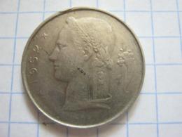 1 Franc 1952 (FRA) - 1951-1993: Baudouin I