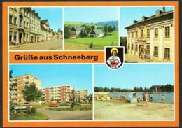 C8579 - TOP Schneeberg - Bild Und Heimat Reichenbach - Schneeberg