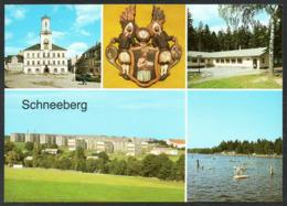 C8580 - TOP Schneeberg - Bild Und Heimat Reichenbach - Schneeberg