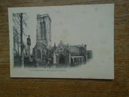 Carte Assez Rare , Le Huelgoat , La Chapelle St-herbot - Huelgoat