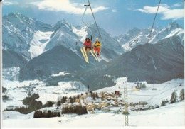 Skilift Svizzera - Sessellift Ftan - Andere