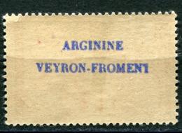 """SAINT PIERRE ET MIQUELON N°365 ** AVEC PUBLICITE AU DOS  """" ARGININE VEYRON - FROMENT """" - St.Pierre & Miquelon"""