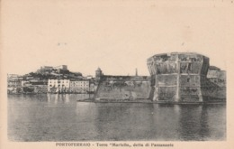 PORTOFERRAIO - TORRE MARTELLO DETTA DI PASSANANTE - Livorno
