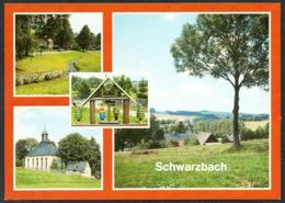 C8594 - TOP Schwarzbach - Bild Und Heimat Reichenbach - Annaberg-Buchholz
