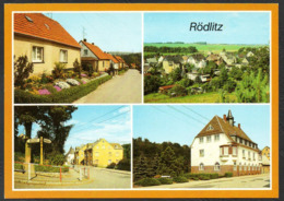 C8595 - TOP Rödlitz - Bild Und Heimat Reichenbach - Hohenstein-Ernstthal