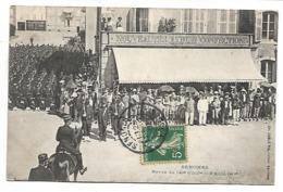 SENONES - Revue Du 149e D'Infanterie - 2 Août 1906 - Senones
