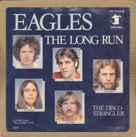 """7"""" Single, Eagles - The Long Run - Disco, Pop"""