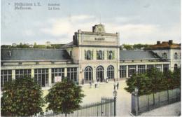 68 - MULHOUSE - Mulhausen - La Gare - Bahnhof - Mulhouse