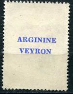 """HAUTE-VOLTA  N°114 ** AVEC PUBLICITE AU DOS  """" ARGININE VEYRON """" - Haute-Volta (1958-1984)"""