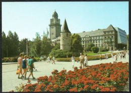 C8602 - TOP Plauen Otto Grotewohl Platz - Bild Und Heimat Reichenbach - Plauen