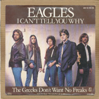 """7"""" Single, Eagles - I Can't Tell You Why - Disco, Pop"""