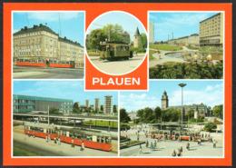 C8603 - TOP Plauen Straßenbahn - Bild Und Heimat Reichenbach - Plauen